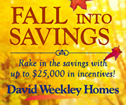 Fall Into Savings in Charlotte